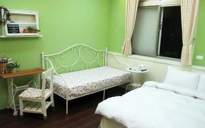甜蜜家101照片: 房間