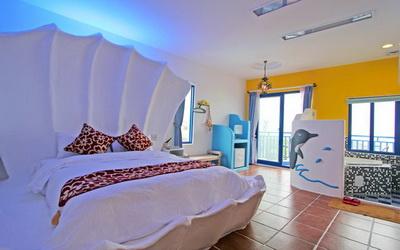 海宿照片: 房間