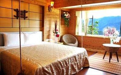 清境事外桃源渡假山莊照片: 民宿客房1