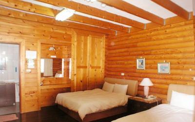清境茲心園渡假山莊照片: 民宿客房2