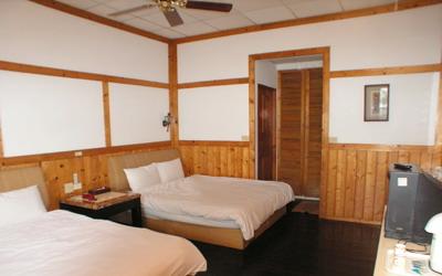 清境茲心園渡假山莊照片: 民宿客房3