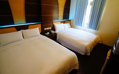 上詠渡假旅店照片: 房間內部照