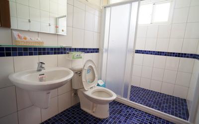 阿德安呢民宿照片: 浴室