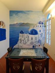 希臘小島照片: 環境