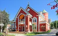 「歐莉葉荷城堡餐廳民宿」主要建物圖片