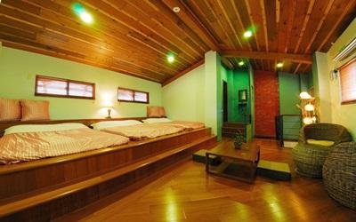 騰芳居禪之民宿照片: 房間照片