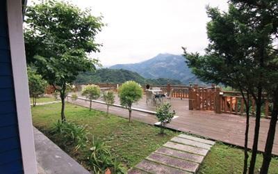 清境民宿「清境晨曦山莊」環境照片