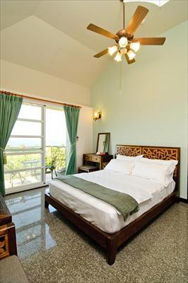 墾丁藍杉海景度假會館照片: 房間照