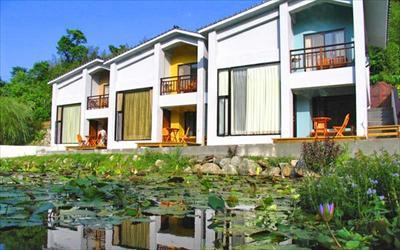 後湖水月渡假別墅照片: 3561