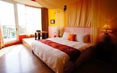 翡麗金旅店照片: 房間