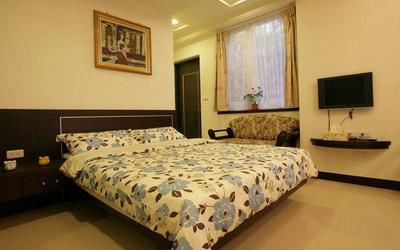 御華山莊民宿照片: 房間