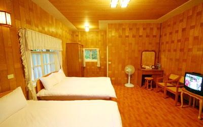 欣加坡生態村照片: 房間