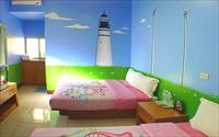 「海之島民宿」主要建物圖片