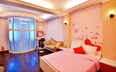 月居旅店照片: 房間