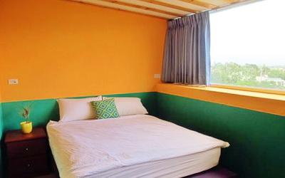 綠洲民宿照片: 房間