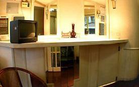 楓茂民宿照片: 民宿客廳