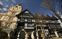 清境民宿 - 「老英格蘭莊園」主要建物圖片