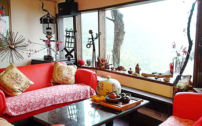 九份風之谷民宿照片: 房間
