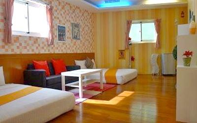 Minimi Inn 米尼米民宿照片: 房間