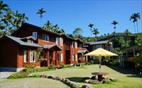 「快樂腳休閒渡假木屋」主要建物圖片