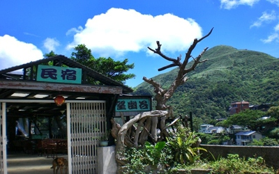 望幽谷民宿照片: 民宿外觀