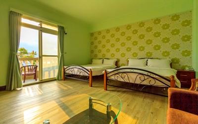 和昇星晴渡假村照片: 房間照片
