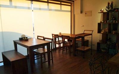 九份蘭櫻居民宿照片: 大廳3