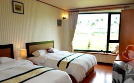 靜廬渡假別墅照片: 民宿房型2