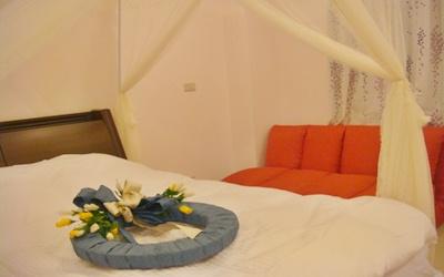 蔓條絲裡~浮田小屋照片: 房間