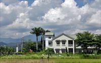 「人字山莊」主要建物圖片