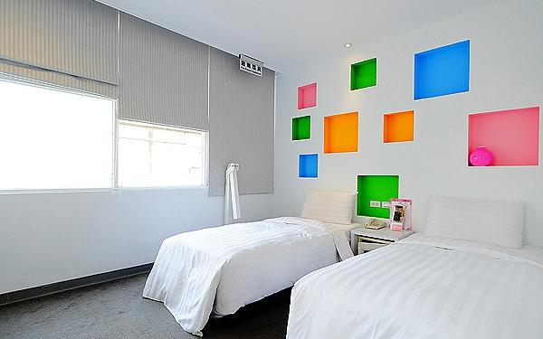 尤利西斯旅店照片: 房間