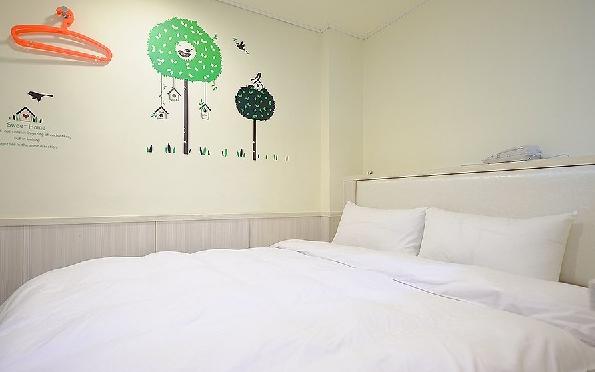 銀河mini旅店照片: 房間