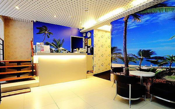 幸福旅店照片: 大廳