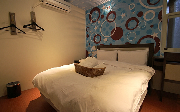 幸福旅店照片: 房間