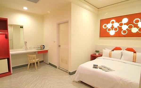 賓王時尚旅店照片: 房間