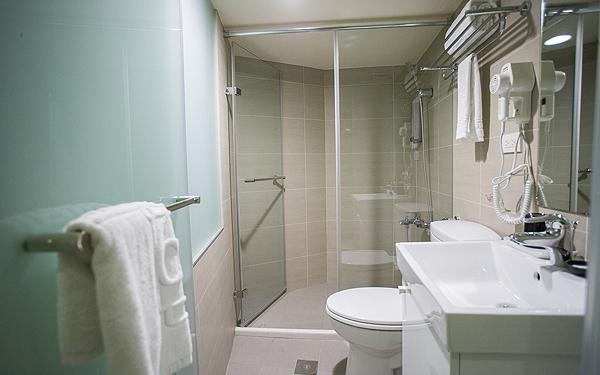 久居棧旅店照片: 浴室