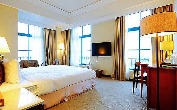 漁人碼頭休閒旅館照片: 景隅雙人客房_0