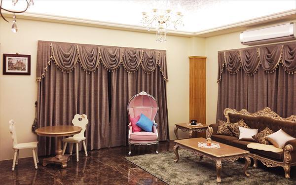 甜園玉光照片: 客廳