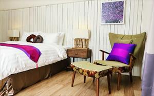 「泰美風情旅店」主要建物圖片