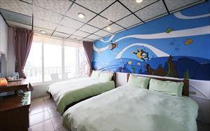 「水漁人旅店」主要建物圖片