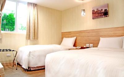 191旅店照片: 房間