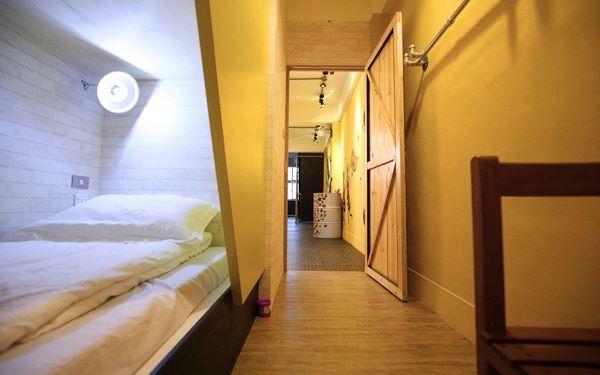 蜂巢膠囊Hive BnB照片: 房間