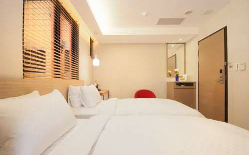 蘭庭商務旅店照片: 房間
