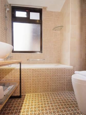 蘭庭商務旅店照片: 浴室