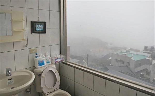 緣憶民宿照片: 浴室