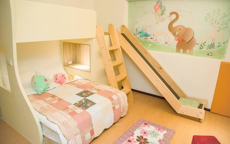 歡樂堡民宿照片: 房間