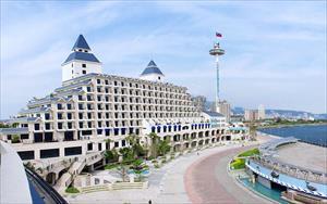 「福容大飯店(淡水漁人碼頭)」主要建物圖片