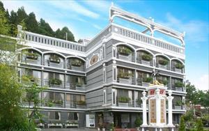 「高峰大飯店」主要建物圖片