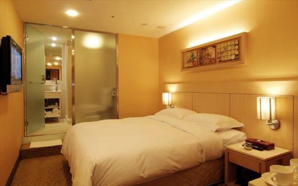 東鑫商務旅館照片: 房間