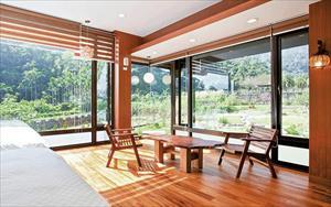 「太平山微丹民宿」主要建物圖片